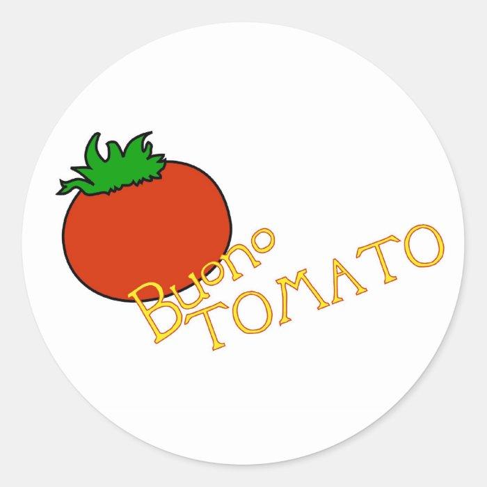 APH Buono Tomato Sticker