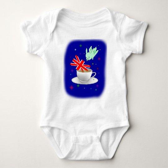 APH-English Tea Baby Bodysuit