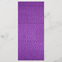Aphasia in Purple Bookmarks