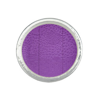 Aphasia in Purple Ring