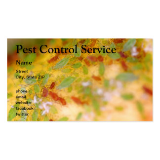 Aphids Business Card Templates