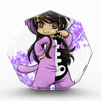 Aphmau Official Limited Edition Award