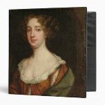 """Aphra Behn (1640-89) (aceite en lona) Carpeta 1 1/2"""""""