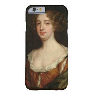Aphra Behn (1640-89) (aceite en lona) Funda De iPhone 6 Barely There