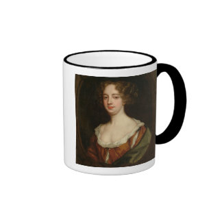 Aphra Behn (1640-89) (aceite en lona) Tazas De Café