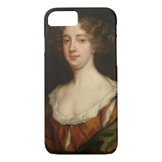 Aphra Behn (1640-89) (oil on canvas) iPhone 8/7 Case