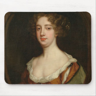 Aphra Behn (1640-89) (oil on canvas) Mouse Pad