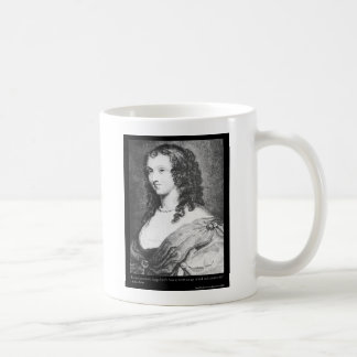 Aphra Behn Love Quote tees cards gifts etc Classic White Coffee Mug