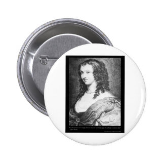 Aphra Behn Love Quote tees cards gifts etc Pinback Button