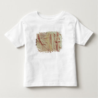 Aphrodite and Hermes riding on a chariot Tee Shirt