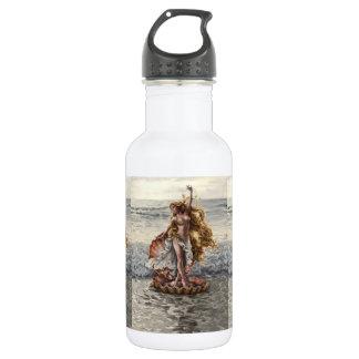 Aphrodite art by Lindsay Archer on Liberty Bottle