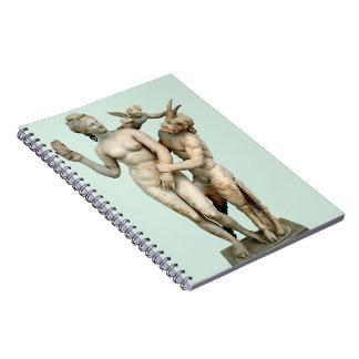 Aphrodite, cacerola y eros libreta