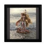 Aphrodite giftbox by artist Lindsay Archer Trinket Box
