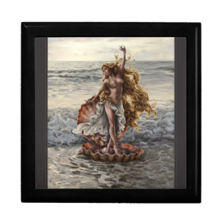 Aphrodite giftbox by artist Lindsay Archer Jewelry Box