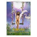 Aphrodite Greeting Card
