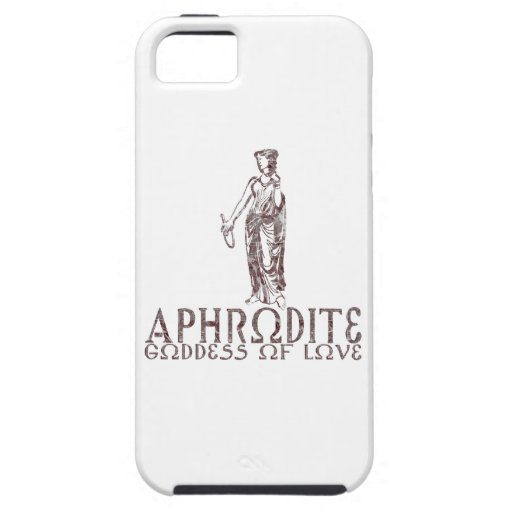 Aphrodite iPhone 5 Fundas