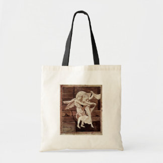 Aphrodite Leads Paris To A Duel With Menelaus By J Canvas Bags