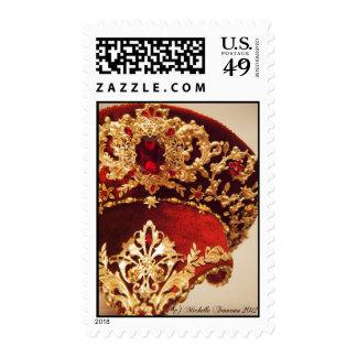 Aphrodite Postage Stamp