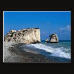 Aphrodite's birthplace, Pissouri, Cyprus Postcard