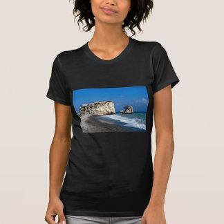 Aphrodite's birthplace, Pissouri, Cyprus Tee Shirts