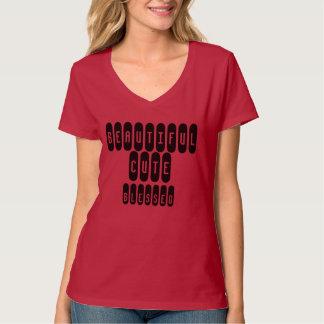 Aphrodites Red Beauty Tshirt
