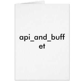 api\_and_buffet card