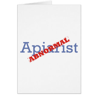 Apiarist / Abnormal Card
