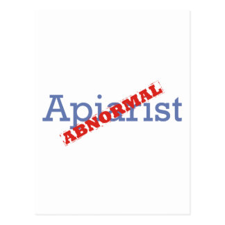 Apiarist / Abnormal Postcard