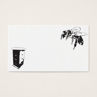 Apiarist Business Card