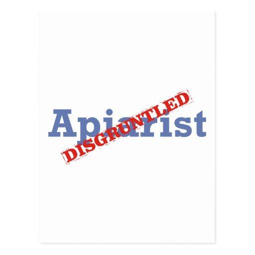 Apiarist/contrariedad Postal