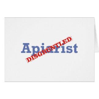 Apiarist / Disgruntled Card