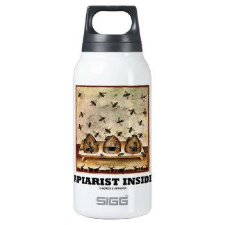 Apiarist Inside (Tacuina sanitatis 14th Century) 10 Oz Insulated SIGG Thermos Water Bottle