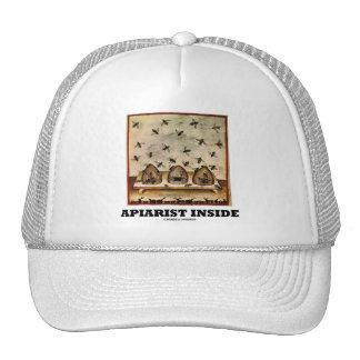 Apiarist Inside (Tacuina sanitatis 14th Century) Trucker Hat