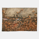 Apiary - Bee's - Sweet success Hand Towels