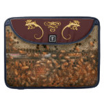 Apiary - Bee's - Sweet success Sleeves For MacBook Pro