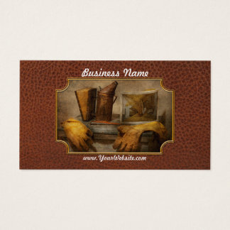 Apiary - The Beekeeper Business Card