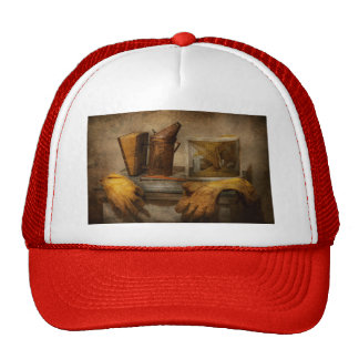 Apiary - The Beekeeper Mesh Hats