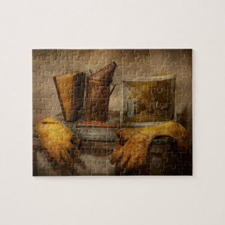 Apiary - The Beekeeper Jigsaw Puzzle