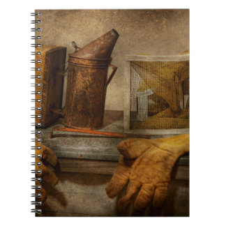 Apiary - The Beekeeper Spiral Note Book