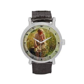 Apicultor de Ivan Kramskoy- Relojes
