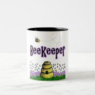 apicultor taza de dos tonos
