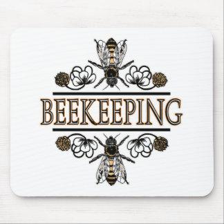 apicultura con las abejas de trabajador tapetes de ratones