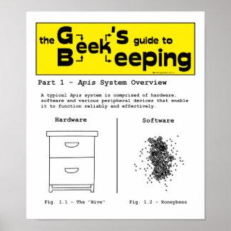 Apicultura del friki (descripción de sistema) - po poster