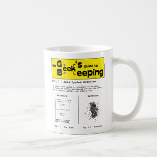 Apicultura del friki (descripción de sistema) - taza de café
