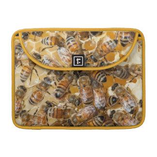 Apicultura en la granja de la miel de Arlo Fundas Para Macbook Pro