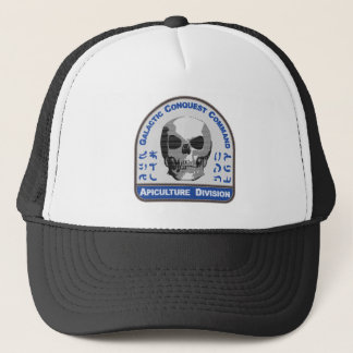 Apiculture Division - Galactic Conquest Command Trucker Hat