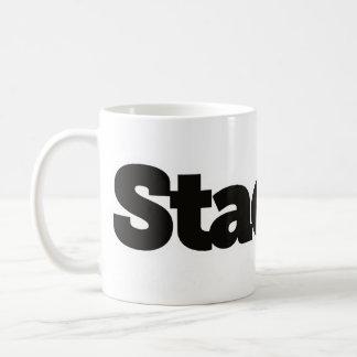 Apilador (para los productos coloreados oscuridad) taza de café