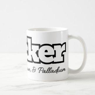 Apilador (para los productos de color claro) taza de café
