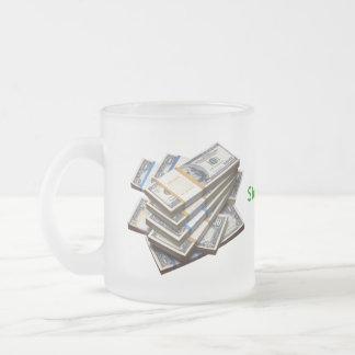 Apílelo encima de la taza