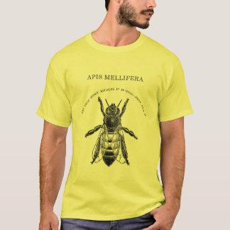 Apis Mellafera Honey Bee Beekeeping T-Shirt
